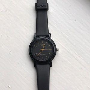 Casio Rubber Band Watch